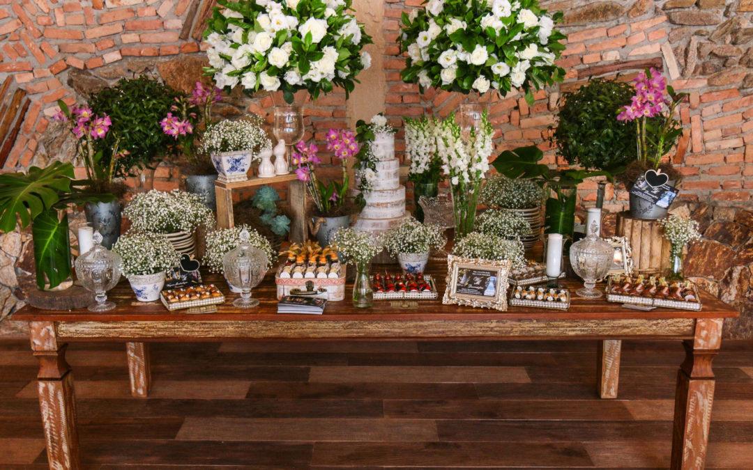 Como fazer a decoração de casamento rústico?