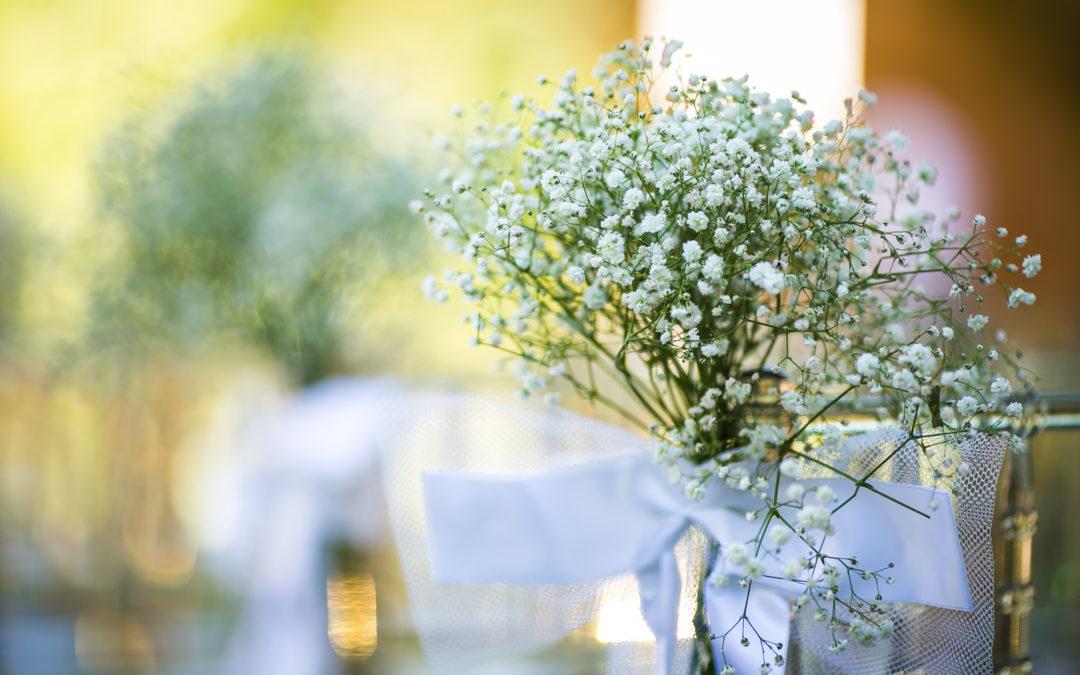 Flores para casamento rústico: Quais as melhores opções?
